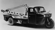 A型建柱車